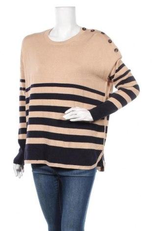Дамски пуловер Target, Размер M, Цвят Кафяв, Памук, вискоза, Цена 9,66лв.