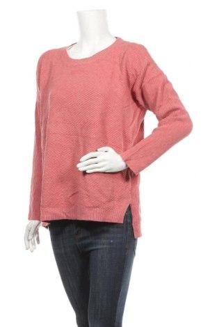 Дамски пуловер Target, Размер M, Цвят Розов, Памук, полиамид, вискоза, Цена 12,18лв.