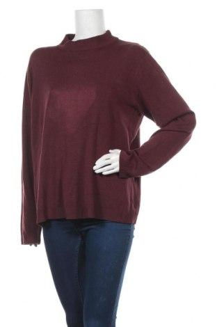 Дамски пуловер Target, Размер XXL, Цвят Лилав, Акрил, Цена 13,23лв.