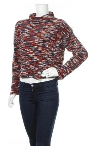 Дамски пуловер Temt, Размер L, Цвят Многоцветен, 100% полиестер, Цена 13,65лв.