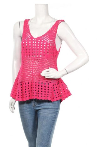 Дамски пуловер The 1964 Denim Company, Размер M, Цвят Розов, Памук, Цена 15,12лв.