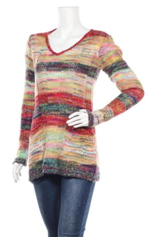 Дамски пуловер Ultra Flirt, Размер L, Цвят Многоцветен, Акрил, Цена 23,94лв.