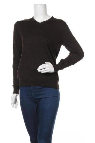 Дамски пуловер Uniqlo, Размер M, Цвят Кафяв, Цена 12,50лв.