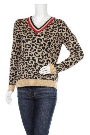 Γυναικείο πουλόβερ Up 2 Fashion, Μέγεθος L, Χρώμα  Μπέζ, Τιμή 5,68€