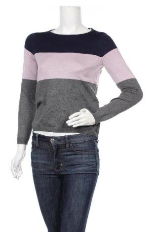 Дамски пуловер Valley Girl, Размер S, Цвят Многоцветен, 80% вискоза, 20% полиамид, Цена 24,10лв.