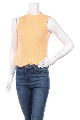 Γυναικείο πουλόβερ Valley Girl, Μέγεθος S, Χρώμα Πορτοκαλί, Πολυεστέρας, Τιμή 5,91€