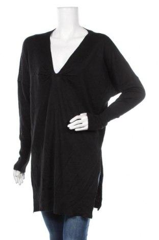 Γυναικείο πουλόβερ Veronika Maine, Μέγεθος L, Χρώμα Μαύρο, Τιμή 30,53€
