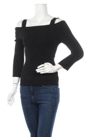 Γυναικείο πουλόβερ Veronika Maine, Μέγεθος M, Χρώμα Μαύρο, 76% βισκόζη, 24% πολυεστέρας, Τιμή 27,77€