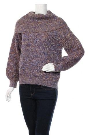 Дамски пуловер Vila, Размер S, Цвят Многоцветен, 80% акрил, 20% полиамид, Цена 11,34лв.