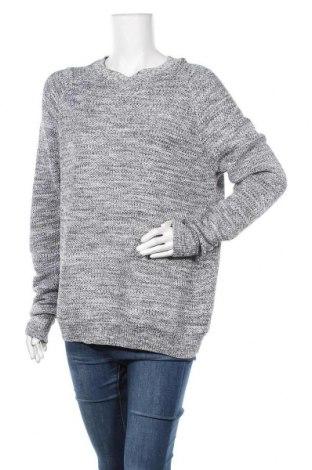 Дамски пуловер Weekday, Размер M, Цвят Сив, 81% памук, 19% полиестер, Цена 24,10лв.