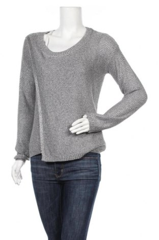 Дамски пуловер Witchery, Размер M, Цвят Сребрист, 56% вискоза, 44% полиестер, Цена 21,26лв.