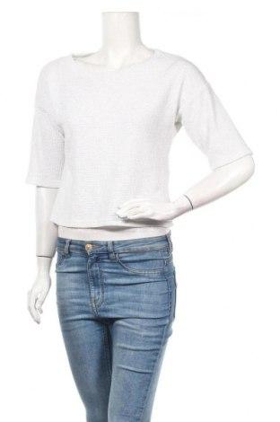 Γυναικείο πουλόβερ Yes Or No, Μέγεθος M, Χρώμα Λευκό, 88% πολυεστέρας, 12% μεταλλικά νήματα, Τιμή 11,21€