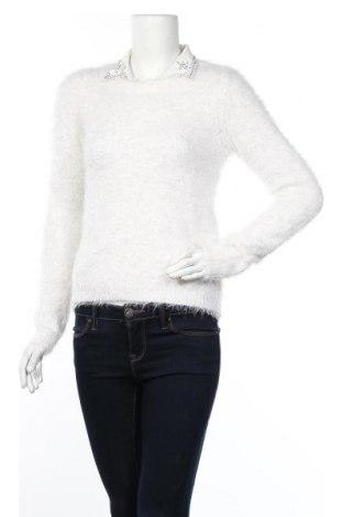 Γυναικείο πουλόβερ Yes Or No, Μέγεθος S, Χρώμα Λευκό, Τιμή 14,81€