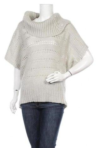 Γυναικείο πουλόβερ Yessica, Μέγεθος M, Χρώμα  Μπέζ, 96%ακρυλικό, 4% μεταλλικά νήματα, Τιμή 19,12€