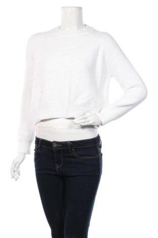 Дамски пуловер Zara, Размер S, Цвят Екрю, 90% полиамид, 7% вискоза, 3% полиестер, Цена 12,86лв.