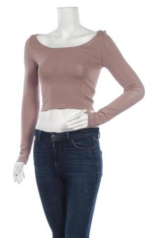 Дамски пуловер Zara, Размер M, Цвят Пепел от рози, 81% вискоза, 19% полиамид, Цена 11,80лв.