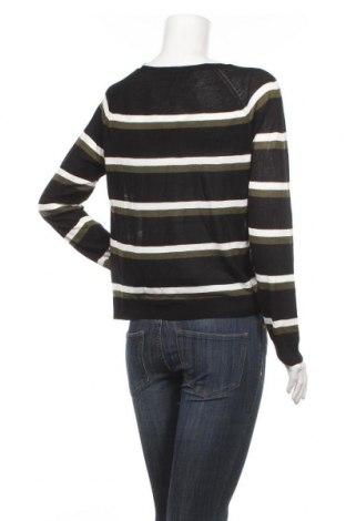 Дамски пуловер Zara, Размер S, Цвят Многоцветен, 50% вискоза, 50% акрил, Цена 17,25лв.