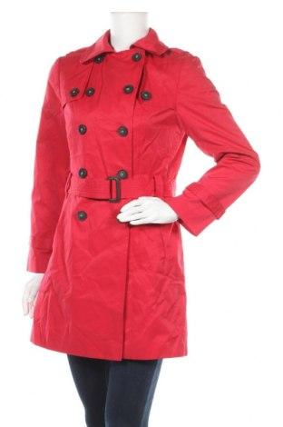Дамски шлифер Target, Размер M, Цвят Червен, Памук, полиестер, Цена 42,84лв.