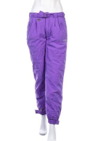 Γυναικείο αθλητικό παντελόνι Trespass, Μέγεθος S, Χρώμα Βιολετί, Πολυαμίδη, Τιμή 20,92€