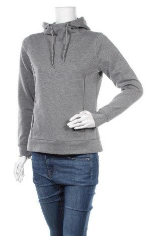 Γυναικείο φούτερ Athletic Works, Μέγεθος S, Χρώμα Γκρί, 75% πολυεστέρας, 25% βαμβάκι, Τιμή 9,74€