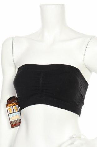 Дамско бельо Magic, Размер S, Цвят Черен, 90% полиамид, 10% еластан, Цена 22,68лв.