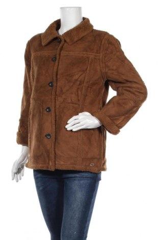 Дамско палто, Размер M, Цвят Кафяв, Цена 9,45лв.