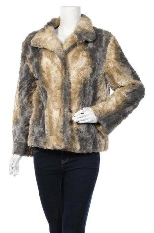 Дамско палто, Размер M, Цвят Бежов, Цена 49,56лв.