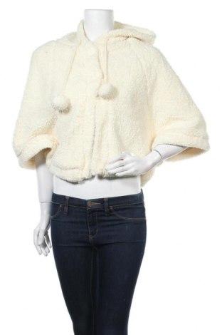Дамско палто, Размер M, Цвят Бял, Цена 48,30лв.