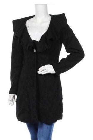 Дамско палто, Размер S, Цвят Черен, Цена 24,99лв.