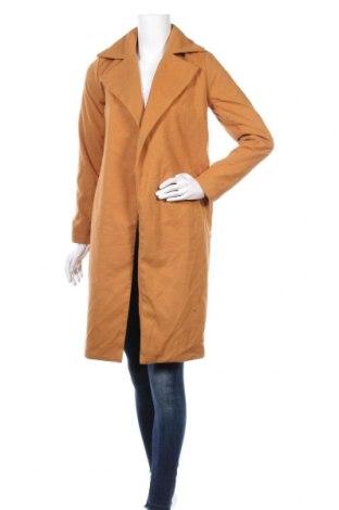 Дамско палто, Размер S, Цвят Кафяв, Цена 44,10лв.