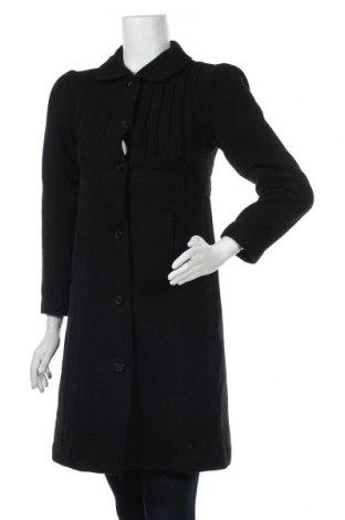 Дамско палто, Размер S, Цвят Черен, Цена 40,43лв.
