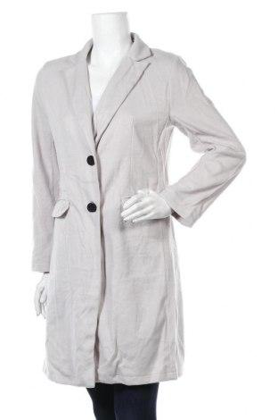 Дамско палто, Размер M, Цвят Сив, Цена 15,12лв.