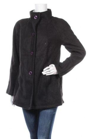 Дамско палто, Размер M, Цвят Черен, Полиестер, Цена 19,11лв.