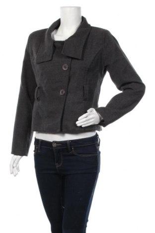 Дамско палто, Размер M, Цвят Сив, Цена 9,98лв.