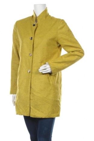 Дамско палто, Размер M, Цвят Зелен, Цена 38,85лв.