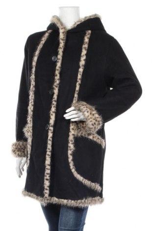 Дамско палто, Размер S, Цвят Черен, Полиестер, Цена 34,44лв.