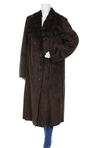 Γυναικείο παλτό Sallie Sahne, Μέγεθος XL, Χρώμα Πράσινο, 97% πολυεστέρας, 3% πολυουρεθάνης, Τιμή 53,65€