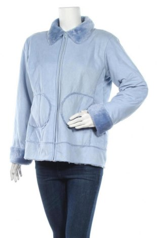 Дамско палто, Размер M, Цвят Син, Цена 20,58лв.