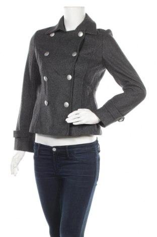 Дамско палто, Размер S, Цвят Сив, Цена 19,85лв.