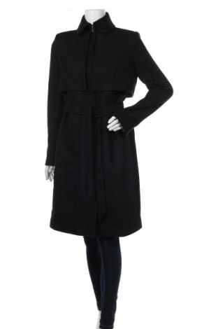Дамско палто & Other Stories, Размер M, Цвят Черен, 75% вълна, 25% полиамид, Цена 159,60лв.