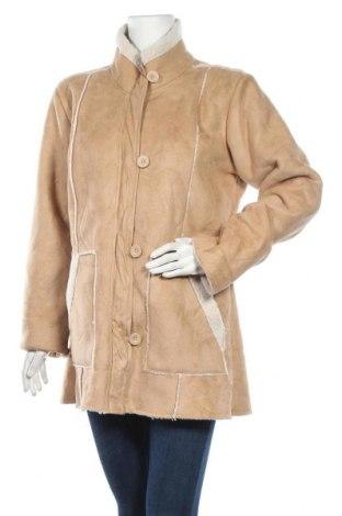 Дамско палто Atlas For Women, Размер L, Цвят Кафяв, 100% полиестер, Цена 14,96лв.