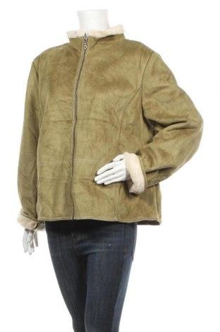 Γυναικείο παλτό B.u.m. Equipment, Μέγεθος XL, Χρώμα Πράσινο, Πολυεστέρας, Τιμή 32,22€