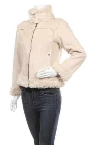 Γυναικείο παλτό B.u.m. Equipment, Μέγεθος S, Χρώμα  Μπέζ, Πολυεστέρας, Τιμή 34,55€