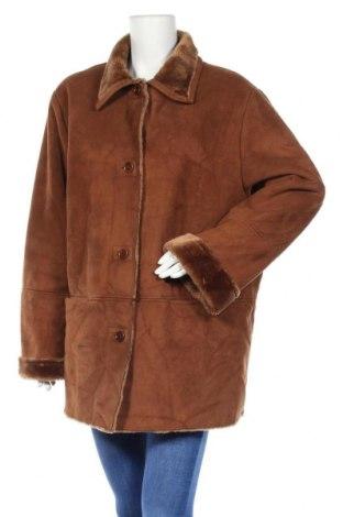 Дамско палто Bonita, Размер XL, Цвят Кафяв, 60% акрил, 40% полиестер, Цена 12,86лв.