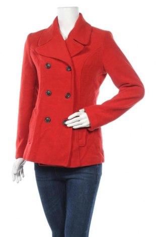 Дамско палто Bpc Bonprix Collection, Размер S, Цвят Червен, Цена 31,19лв.