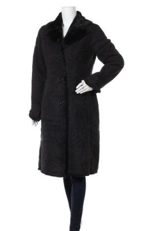 Дамско палто Brooks Brothers, Размер S, Цвят Черен, Полиестер, Цена 61,74лв.