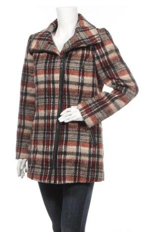 Дамско палто Canda, Размер S, Цвят Многоцветен, 95% полиестер, 5% вълна, Цена 25,83лв.