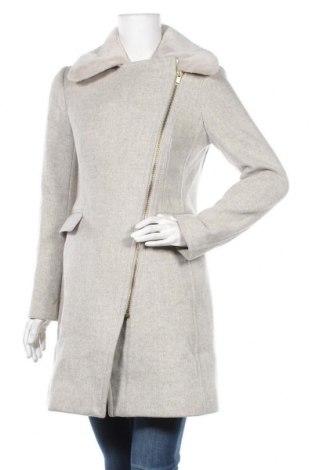 Γυναικείο παλτό Club Monaco, Μέγεθος M, Χρώμα Γκρί, 80% μαλλί, 20% πολυαμίδη, Τιμή 43,91€