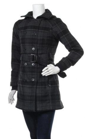 Γυναικείο παλτό Columbia, Μέγεθος XS, Χρώμα Μαύρο, 65% πολυεστέρας, 34% βισκόζη, 1% ελαστάνη, Τιμή 54,36€