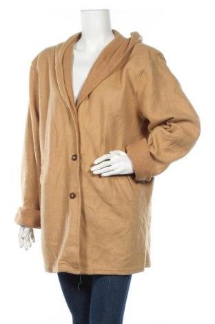 Γυναικείο παλτό Damart, Μέγεθος M, Χρώμα  Μπέζ, Πολυεστέρας, Τιμή 28,39€
